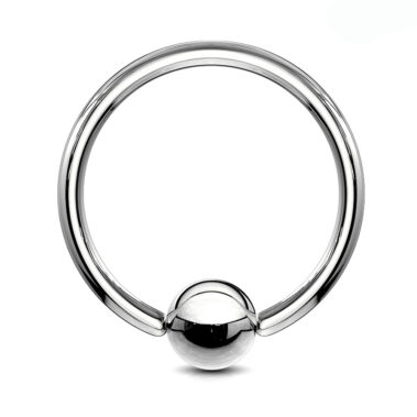 bcr ring helix ear lips nostril septum piercing ring ball ball closure ring